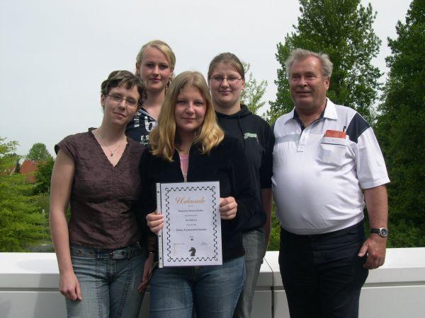 14. Platz: Ostsee-Gymnasium Sassnitz; Foto: Ausrichter