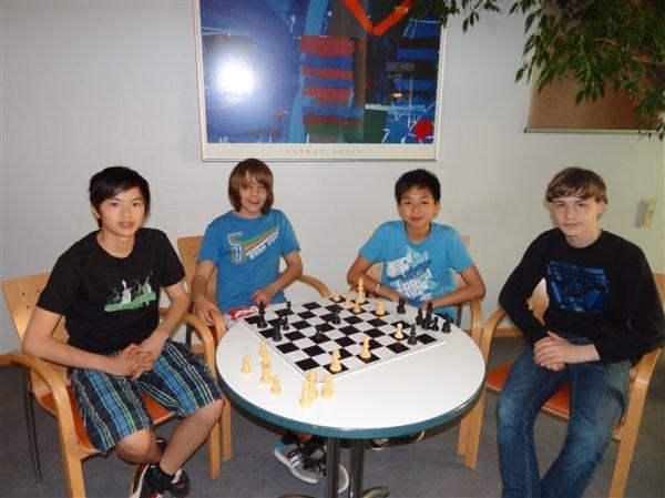 12. Platz: Gerhart-Hauptmann-Gymnasium Wismar; Foto: Ausrichter