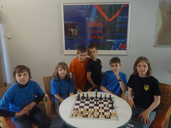 5. Platz: CJD Christophoruss; Foto: Ausrichter