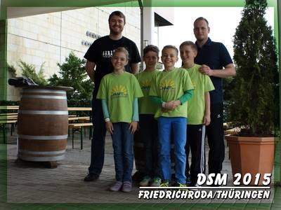 15. Platz: Haff-Grundschule Ueckermünde; Foto: Ausrichter