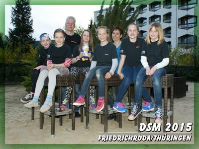 62. Platz: Grundschule »Kletterrose« Burg Stargard; Foto: Ausrichter