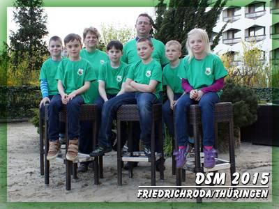 53. Platz: Grundschule Lankow Schwerin; Foto: Ausrichter