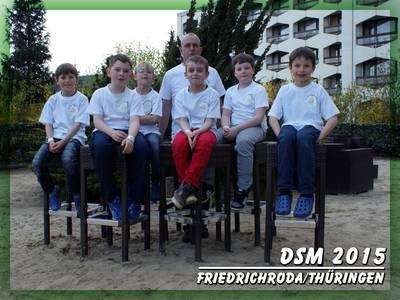 52. Platz: Grundschule »Daniel Sanders« Neustrelitz; Foto: Ausrichter