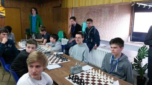 17. Platz: Goethe-Gymnasium Schwerin; Foto: Sven Helms