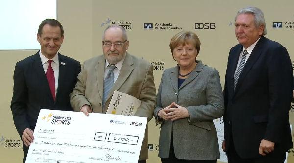 4. Platz: SG Eintracht Neubrandenburg; Foto: sportdeutschland.tv