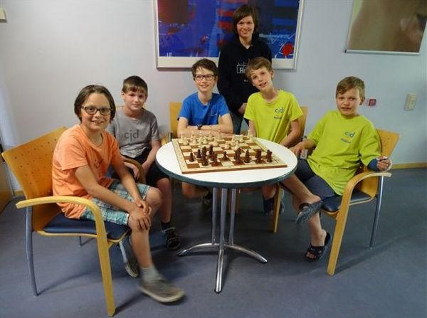 33. Platz: CJD Christophorusschule Rostock; Foto: Ausrichter