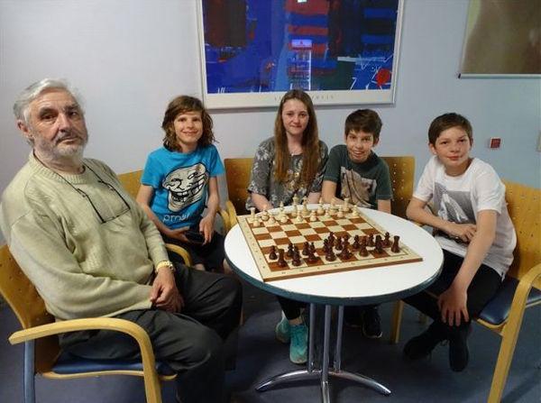 30. Platz: Das Andere Gymnasium Neubrandenburg; Foto: Ausrichter