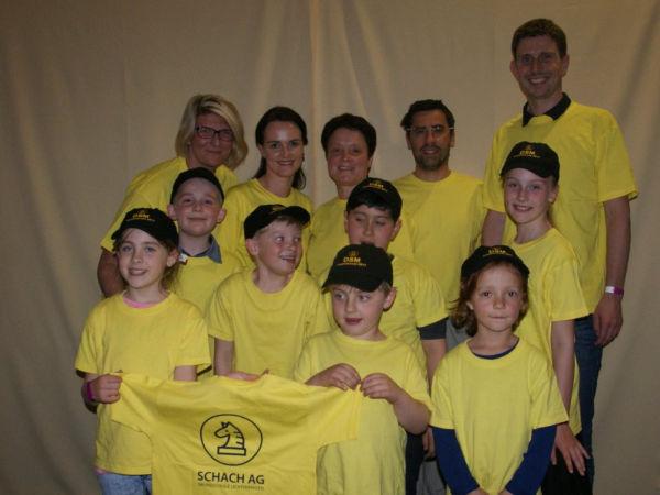 68. Platz: Grundschule Lichtenhagen; Foto: Ausrichter